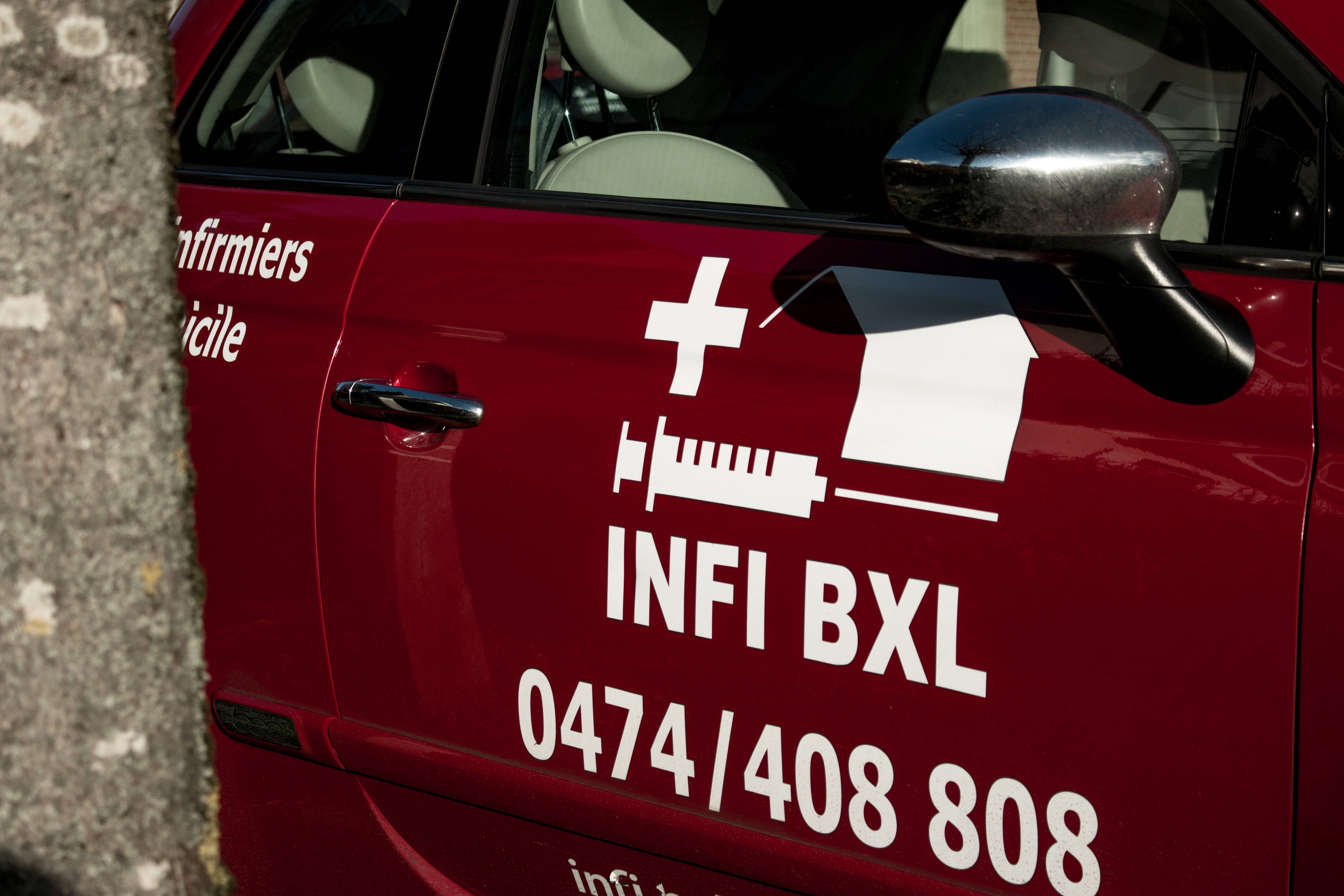 Infi BXL , des soins infirmiers à domicile